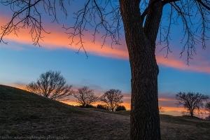 Aztalan Sunset